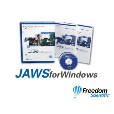 JAWS 2018 PRO FOR WINDOWS