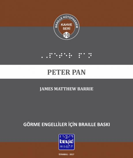 Peter Pan - James Matthew Barrie - Braille Kitap